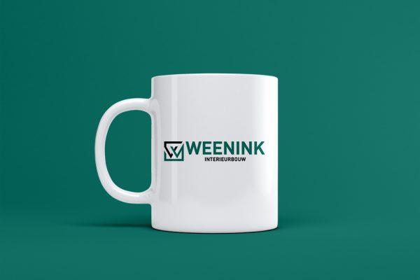Koffiemok Weenink Interieurbouw