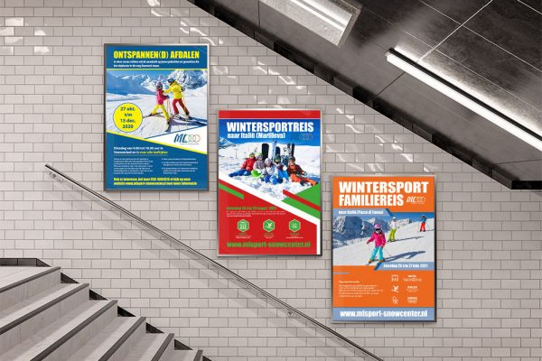 Posters ML Sport en Snowcenter